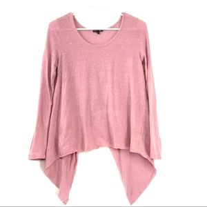 Copper Key Long Sleeve Shirt in Pink